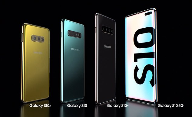Samsung Debuts The Galaxy S10e And S10+